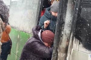 Західні області України потерпатимуть від сильного вітру