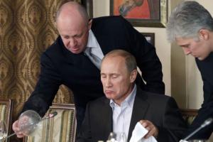 Facebook і Twitter заблокували акаунти «кухаря Путіна»
