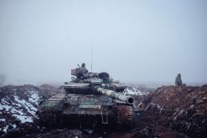 ОБСЕ зафиксировала более 20 российских танков в районе Тернового