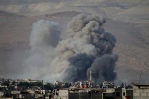 Сили Асада захопили нові населені пункти в Ідлібі та пішли у наступ