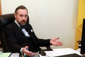 Ігор Сліденко, суддя Конституційного суду