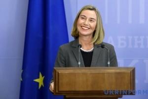 Устойчивость Украины является одним из главных интересов Евросоюза - Могерини