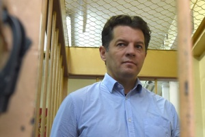 Suschtschenko seit 1.000 Tagen in Haft