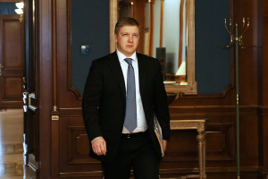 Naftogaz-Chef Koboljew: Aufrechterhaltung des Gastransits ist die wichtigste Aufgabe bei Gasgesprächen