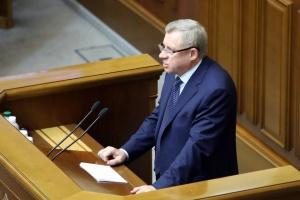 Parlament entlässt Notenbankchef Smolij