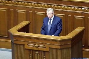 Notenbankchef Smolij über seinen Rücktritt: Das ist Protest, Signal und rote Linie