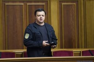 Экс-депутату Семенченко объявили подозрение по делу об обстреле телеканала «112»