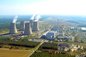 На Ривненской АЭС отключили энергоблок