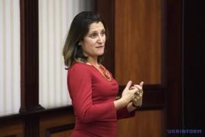 Фриланд: Канада поддерживает Гуайдо на пути возвращения венесуэльцам демократии