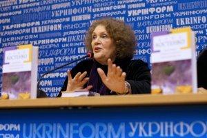 Президент привітав Ліну Костенко з днем народження