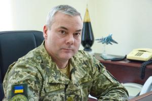Selenskyj ernennt Najew zum Kommandeur Vereinter Kräfte