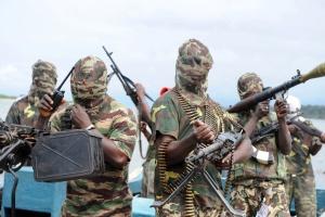 У Нігерії знищили терористичний сховок