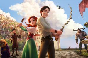 «Похищенная принцесса» первой из украинских фильмов вышла в коммерческий прокат в Китае