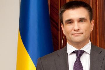 Klimkin: La nueva composición del Parlamento Europeo cuenta con la predominación de los amigos de Ucrania