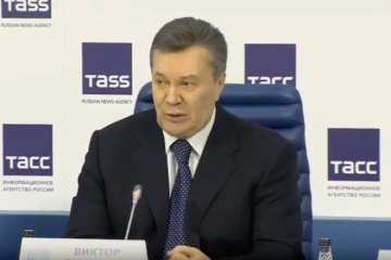 Gericht verkündet Urteil gegen Janukowytsch