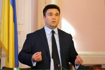 Klimkin: We must double efforts and make more pressure on Russia