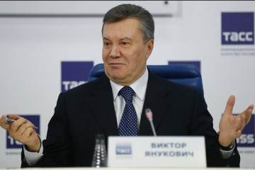 Yanukóvych presenta  una demanda contra Lutsenko sobre la protección del honor y la dignidad