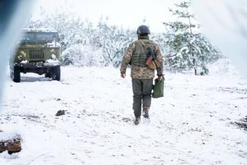 L'armée a confirmé la disparition dans le Donbass d'un soldat des Forces armées ukrainiennes
