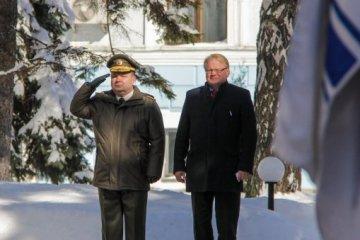 Ucrania y Suecia desarrollan un nuevo acuerdo de cooperación en el ámbito de la defensa