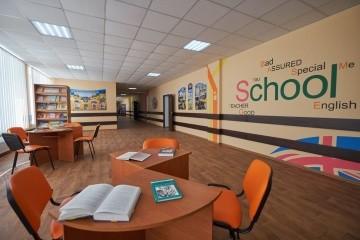 Weitere sanierte Schule in Oblast Donezk eröffnet – Fotos, Video