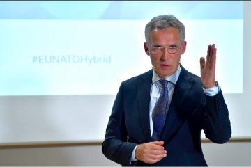 Stoltenberg gibt Aggression Russlands die Schuld an MH17