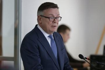 L'ancien ministre des Affaires étrangères de l'Ukraine est accusé de meurtre