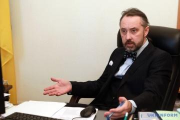 """E-Mail mit Zitat aus Roman """"Die drei Musketiere"""": Nationale Agentur für Korruptionsprävention bittet um Entlassung von Verfassungsrichter Slidenko wegen unethischen Verhaltens"""