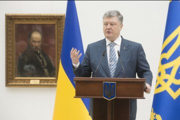 President Poroshenko: UN peacekeeping mission should be deployed in Donbas as soon as possible