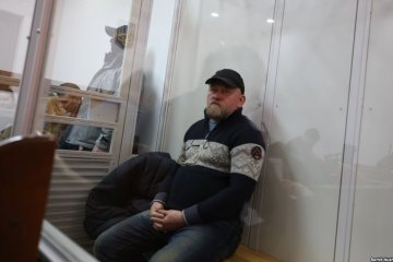 Volodymyr Rouban restera en détention