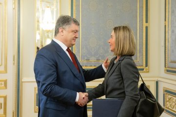 Poroshenko calls on EU to recognize Russia as an aggressor country