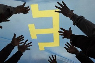 Occupation authorities in Crimea exert pressure on Mejlis on the eve of presidential election in Russia