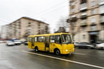 В Николаеве уволили водителя маршрутки, который отказался везти участника АТО
