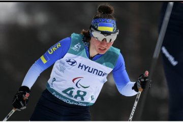 Jeux Paralympiques 2018: Oksana Chychkova arrache une cinquième médaille d'or pour l'Ukraine