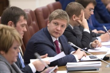 Ukrainian government not to extend contract with Naftogaz CEO Kobolyev