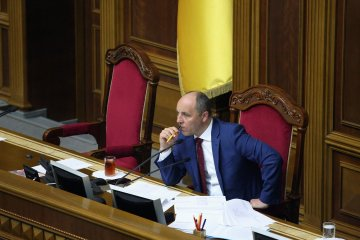 Ukrainian Parliament Speaker urges British lawmakers to object to Nord Stream 2