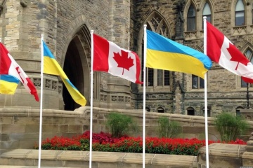 Klimkin goes on a visit to Canada
