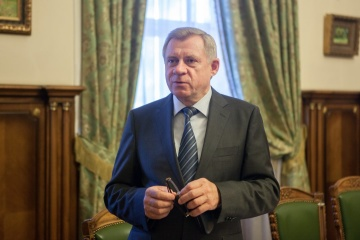 NBU Governor Smolii submits resignation letter to President