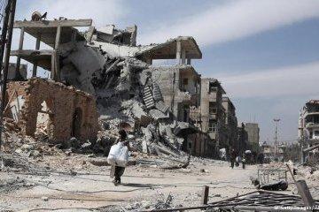 Авиация Асада бомбит сирийский Идлиб: погибли 18 гражданских