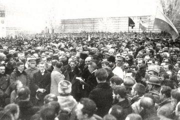 Nachrichten aus dem Archiv zum 100. Jahrestag von Ukrinform. Das Jahr 1919