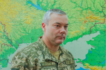 Joint Forces Commander: Russia needs Sea of Azov to make a land bridge to Crimea