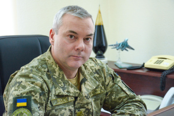 Threat of full-scale Russian invasion of Ukraine remains - Nayev