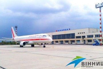 Вінницький аеропорт реконструюють до кінця 2019 року – міський голова
