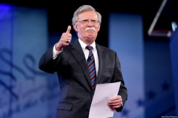 Assistant to U.S. President John Bolton to visit Ukraine