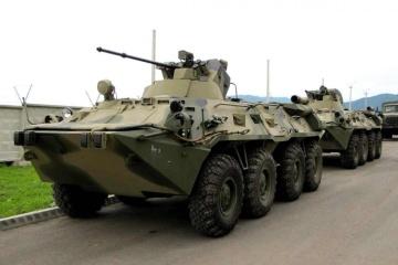 """Servicio de Seguridad: Rusia se prepara para un nuevo ataque contra Ucrania para """"proteger a los rusohablantes"""""""