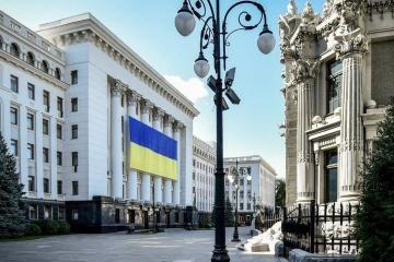 Selenskyj trifft sich mit Rada-Chef und Fraktionsleitern