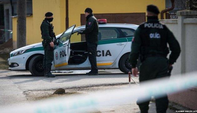 Полиция Словакии арестовала подозреваемого в убийстве журналиста