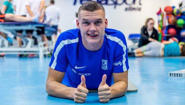 Футбол: Хобленко відзначився першим голом у чемпіонаті Польщі