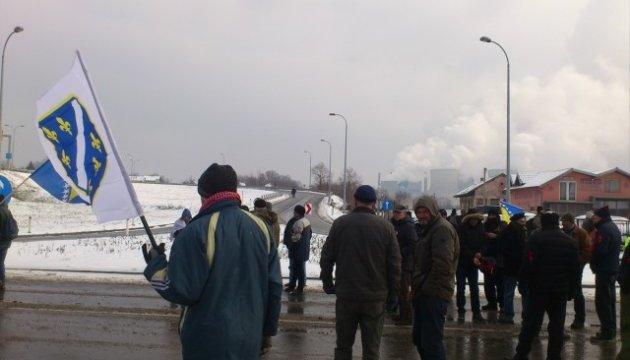 У Боснії та Герцеговині скасували новорічні концерти через протести