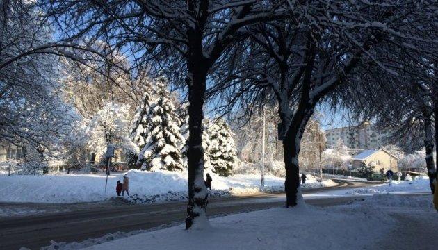В Ривном зафиксировали температурный рекорд