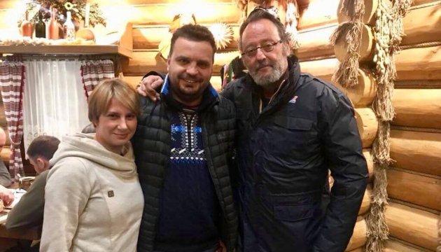 Що вражає Жана Рено в Україні?